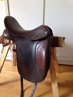 Wirral Horse 8735 Cliff Barnsby 17 Quot Dressage Saddle
