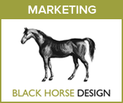 Black Horse Design Marketing (Wirral Horse)