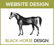Black Horse Design Website Design (Wirral Horse)